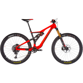ORBEA Rallon M-Team, red/black